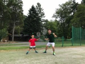 軽井沢テニス